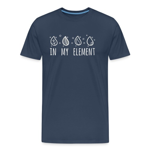 In My Element - Men's Premium T-Shirt