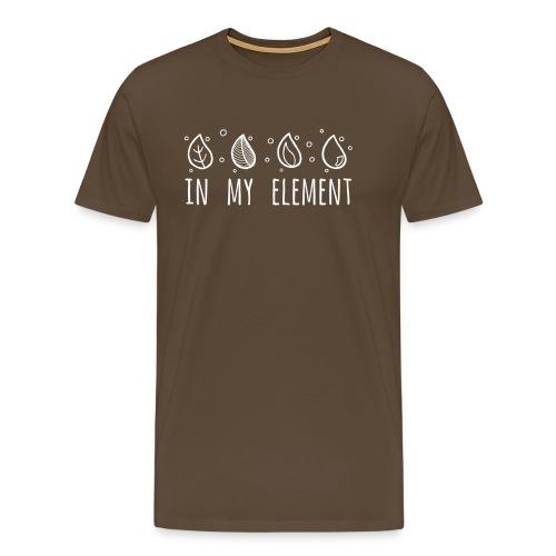 In My Element - Men's Premium T-Shirt