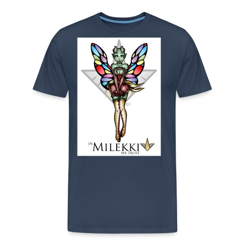 Milekki jpg - Maglietta Premium da uomo