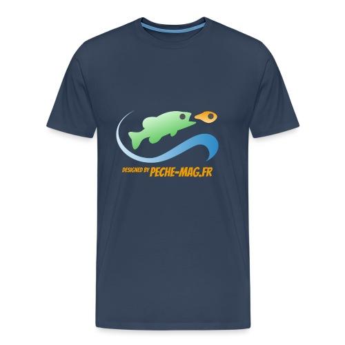 logo Peche Mag Fr v1 - T-shirt Premium Homme