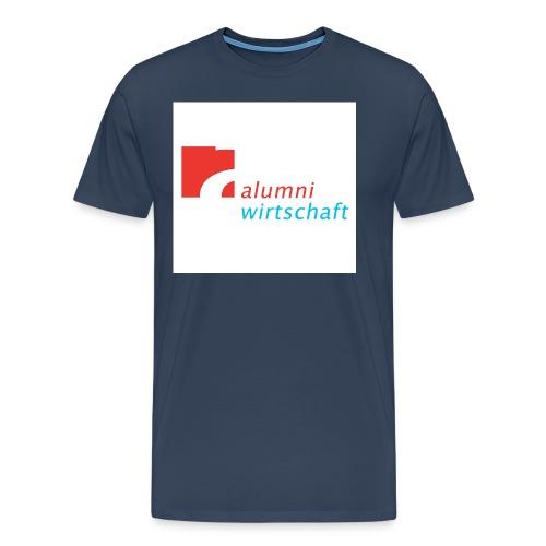 Alumni Logo Idee jpg - Männer Premium T-Shirt