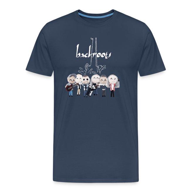 Backroots CD T-Shirt