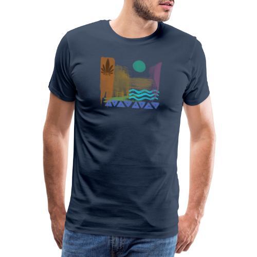 greek 02 - Männer Premium T-Shirt