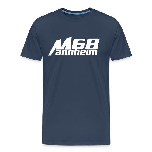 mannheim 68, Mannheim - Männer Premium T-Shirt