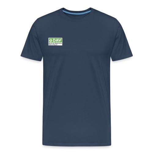 DAV Nagold Logo png - Männer Premium T-Shirt