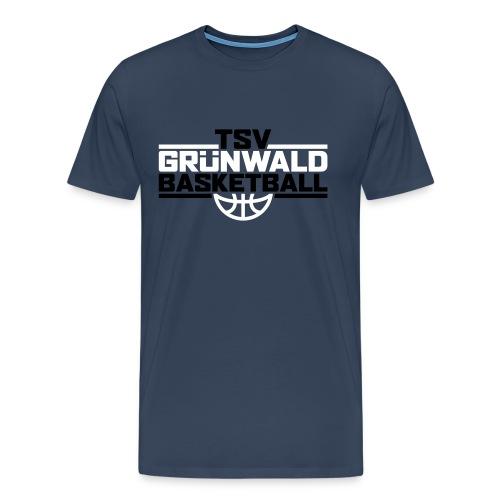 tsv grünwald - Männer Premium T-Shirt