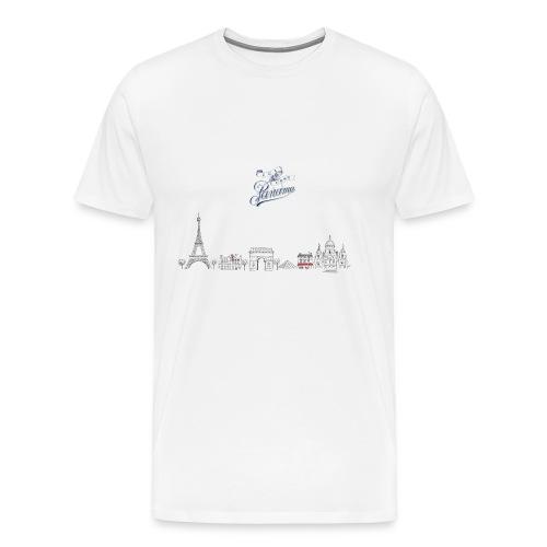 FRENCHPARIS jpg - T-shirt Premium Homme