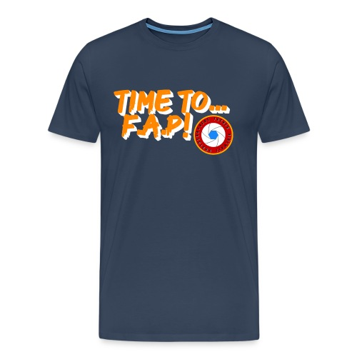 Time to French Aircraft Photographers - T-shirt Premium Homme