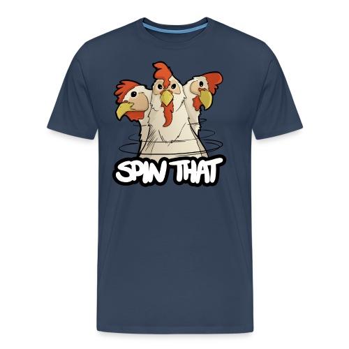 Spin That PhantomL0rd - Men's Premium T-Shirt