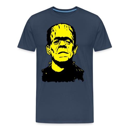 Boris Karloff (two colours) - Männer Premium T-Shirt