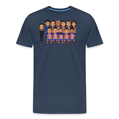atletico de madrid shirt - Men's Premium T-Shirt