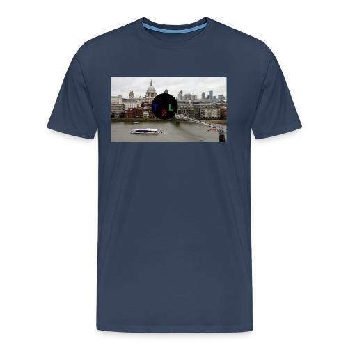 T2L Disign - Männer Premium T-Shirt