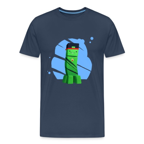 Creepa the Creeper - Men's Premium T-Shirt