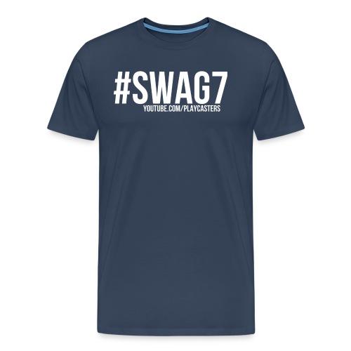 swag7 png - Men's Premium T-Shirt