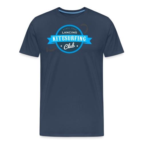 LKSC MAIN LOGO no BG - Men's Premium T-Shirt
