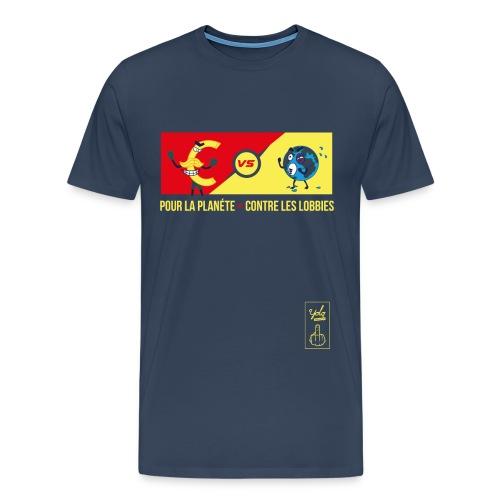 pour la planète V - T-shirt Premium Homme