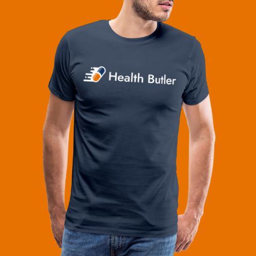 Health Butler Shirt - Männer Premium T-Shirt