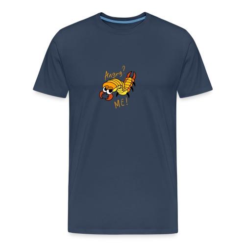 Insectops #1 Centipède - T-shirt Premium Homme