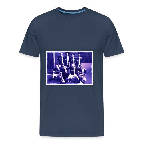 teamfcrdsfdf jpg - Männer Premium T-Shirt