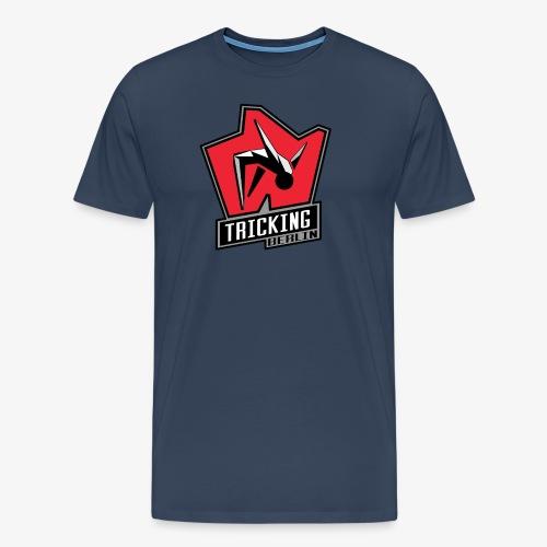 Tricking.Berlin - Männer Premium T-Shirt