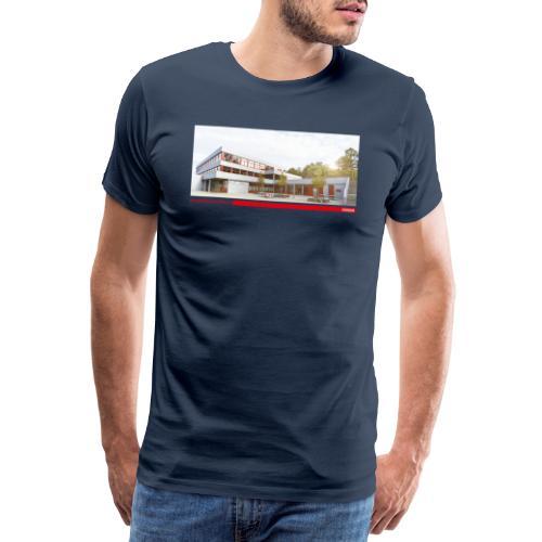 HRSU Wear Building - Männer Premium T-Shirt