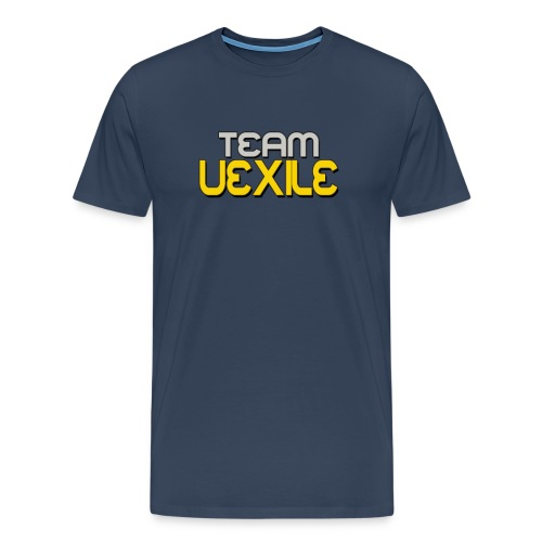 team uexile copy png - Men's Premium T-Shirt