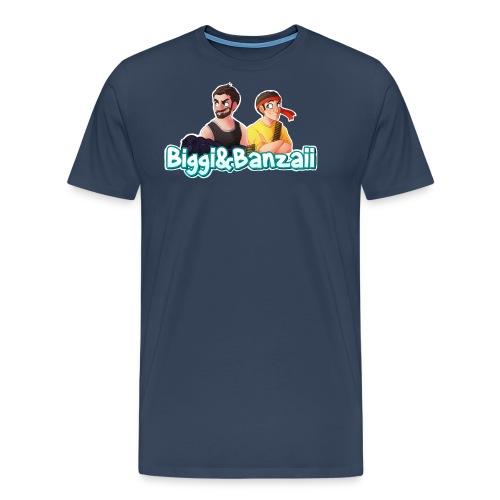 biggiogbanzai - Men's Premium T-Shirt