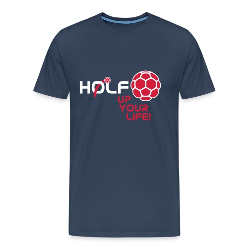 HOLF_T-Shirt_Vorlage_Logo - Männer Premium T-Shirt