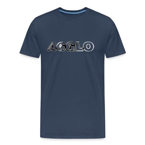 agglo png - Männer Premium T-Shirt
