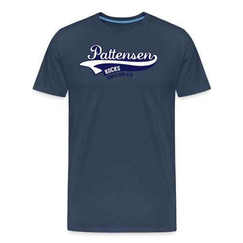 Pattensen rocks - Männer Premium T-Shirt