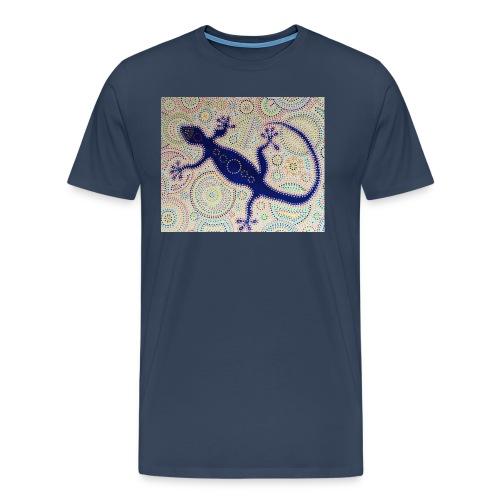 Blue Gekko - T-shirt Premium Homme