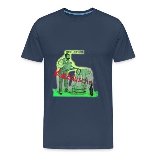 4342261 14771998 kaltdusc - Männer Premium T-Shirt