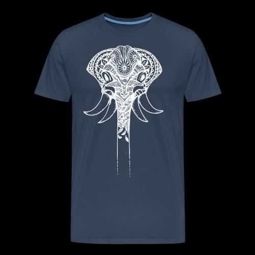 elefant_03 - Männer Premium T-Shirt