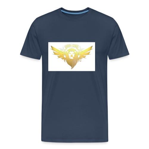 GREEN KOMM Gold - Männer Premium T-Shirt