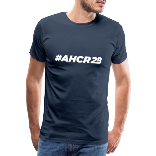 ahcr28 White - Men's Premium T-Shirt