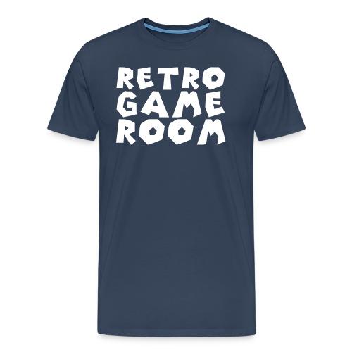 RGR logo png - Men's Premium T-Shirt