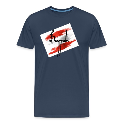 ostarrichi_grunge - Männer Premium T-Shirt