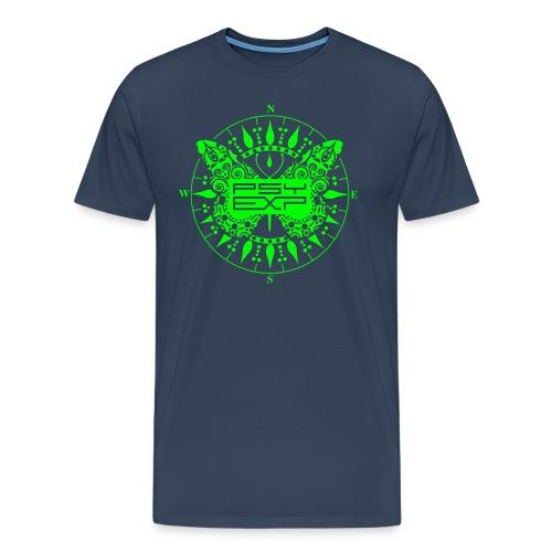 Psy Exp Festival Logo - Männer Premium T-Shirt