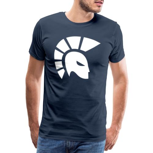 centurion racing icon White - Men's Premium T-Shirt