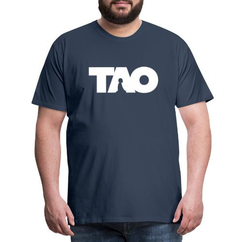 Tao meditation - T-shirt Premium Homme