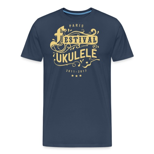 RIP PARIS UKE FEST - T-shirt Premium Homme