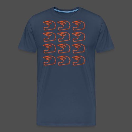 Crosshelm 12 - Männer Premium T-Shirt