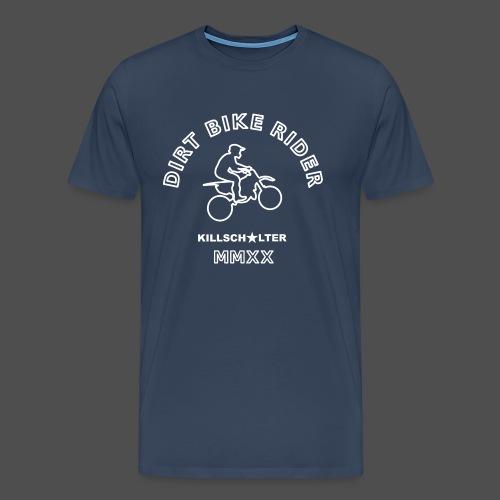 DIRT BIKE RIDER MMXX we - Men's Premium T-Shirt