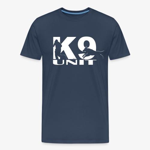 K9 unit white - Men's Premium T-Shirt