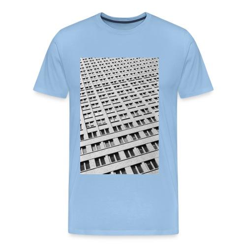 Hauswand - Männer Premium T-Shirt