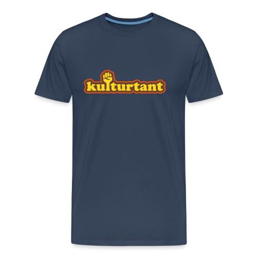 KULTURTANT - Premium-T-shirt herr