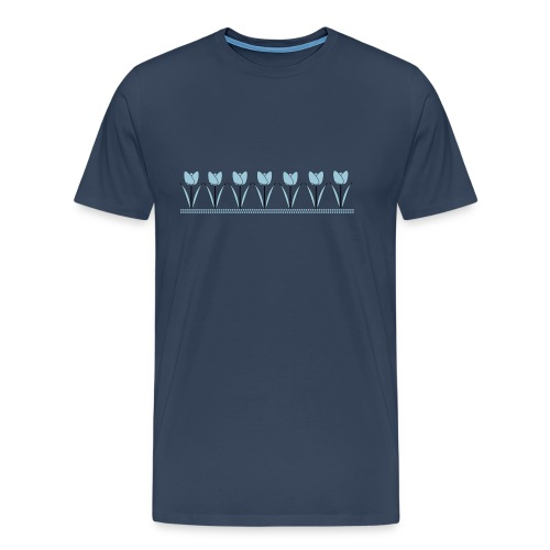 tulpen - Mannen Premium T-shirt