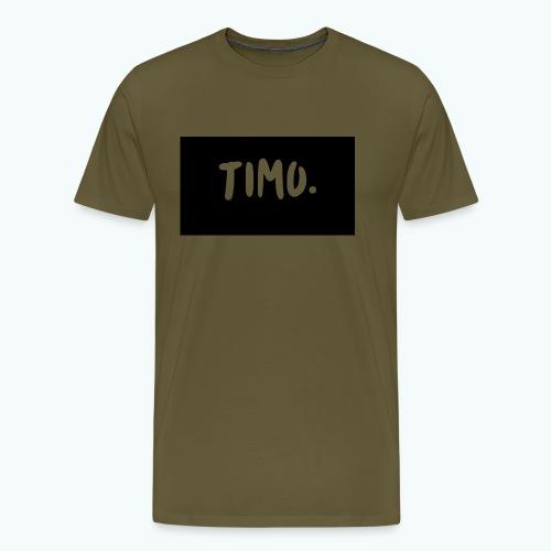 Ontwerp - Mannen Premium T-shirt