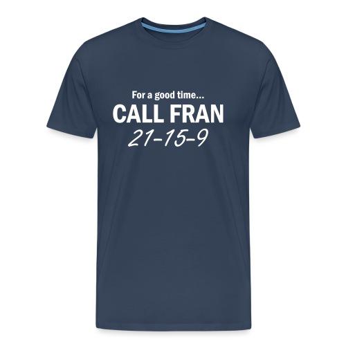 crossfit call fran - Men's Premium T-Shirt