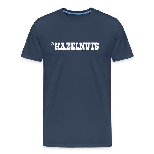 hazelnutstxtmarke - Männer Premium T-Shirt